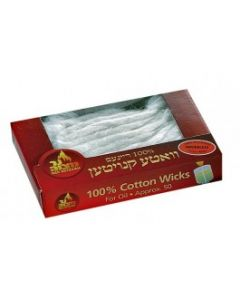 COTTON SMOKELESS WICK 50 PACK