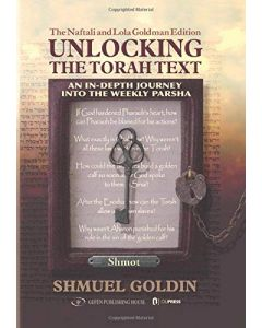 UNLOCKING THE TORAH TEXT VOL2