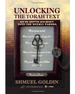 UNLOCKING THE TORAH TEXT VOL4