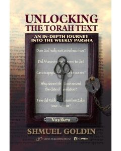 UNLOCKING THE TORAH TEXT VOL3
