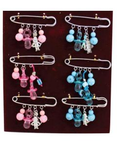 BABY BLESSING CHAMSA PINS - FOR GIRL & BOYS