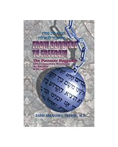 Haggadah From Bondage To Freedom
