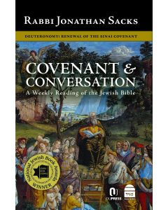 Covenant & Conversation: Deuteronomy: Renewal of the Sinai Covenant