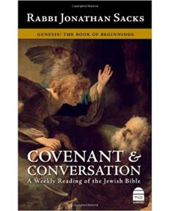 Covenant & Conversation Genesis: The Book of Beginnings