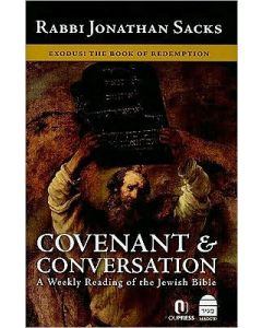 Covenant & Conversation Exodus: The Book of Redemption