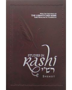 STUDIES IN RASHI - SHMOS