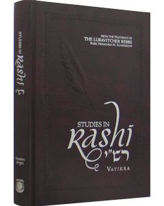 STUDIES IN RASHI - VAYIKRA