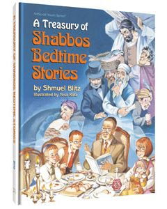 A TREASURY OF SHABBOS BEDTIME