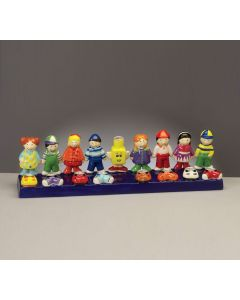 MENORAH CERAMIC - KIDS FREINDS