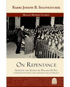 On Repentance (Soloveitchik)