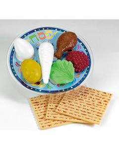 SEDER PLATE PLAY SET DELUXE
