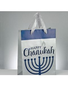 CHANUKAH GIFT BAG GLITTER