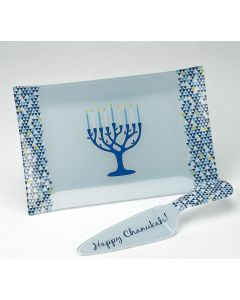 CHANUKAH TREE OF LIFE GIFT SET