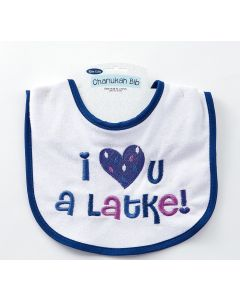 CHANUK BIB -I LOVE YOU A LATKE