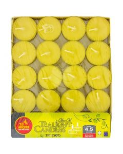 TEALIGHTS CITRONELLA 50 PACK