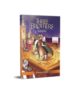 THREE BROTHERS #3 FACING FIRE