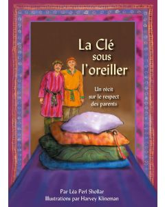 KEY UNDER THE PILLOW- FRENCH