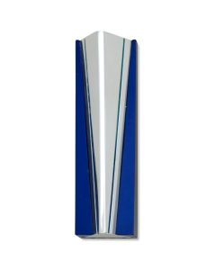 MEZUZAH SLIDING TUBE BLUE