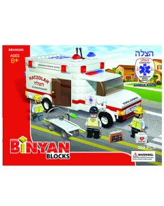 BINYAN BLOCKS HATZALAH AMBULANCE