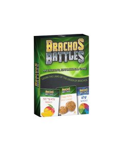 BRACHOS BATTLE CARD GAME