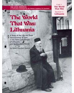 THE WORLD THAT WAS : LITHUANIA