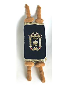 PLUSH TORAH REAL FEEL DESIGN