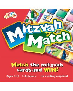 Mitzvah Match Boardgame