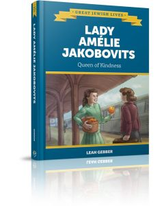 LADY AMELIE JAKOBOVITS- QUEEN OF KINDNESS