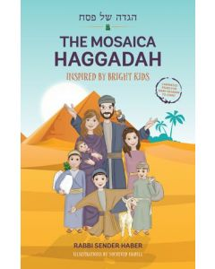 THE MOSAICA HAGGADAH - FOR KIDS