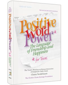 POSITIVE WORD POWER TO TEENS