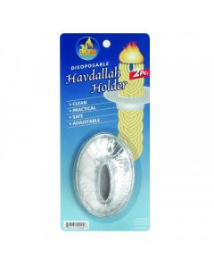 HAVDALAH CANDLE WAX CATCHER