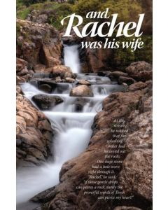 And Rachel Was His Wife
