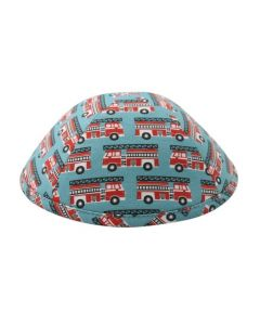KIPPAH RED FIRE TRUCK